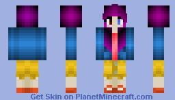 Ghoul - Marine Minecraft Skin