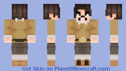 The Average Townsman (POPREEL ❤️) Minecraft Skin
