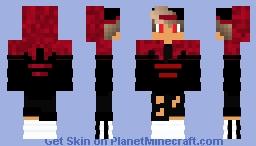 Ossessione dati Comitato  Rich red adidas boy by:ZeoCora Minecraft Skin