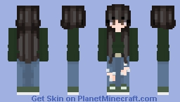 First Skin wOw Minecraft Skin