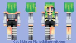Mars Minecraft Skin