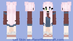 Rosy~ [Edit] Minecraft Skin