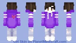 "♥ тєαℓу ♥ ""u a cutie"" Minecraft Skin"