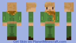 little prince Minecraft Skin