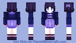 𝓼𝓾𝓰𝓪𝓻 Minecraft Skin