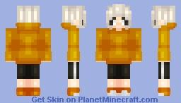Human UnderSwap Papyrus - 𝚁𝚢𝚘𝚌𝚌𝚑𝚊𝚗 Minecraft Skin