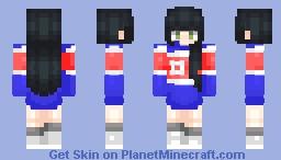 north korea, i guess? Minecraft Skin