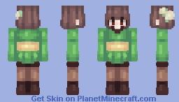 🌻 𝚝𝚑𝚎 𝚏𝚊𝚕𝚕𝚎𝚗 𝚑𝚞𝚖𝚊𝚗. ✧ 𝔴𝔬𝔫𝔫𝔡𝔢𝔯𝔴𝔞𝔩𝔩 Minecraft Skin