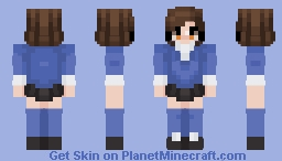Veronica Sawyer - Heathers Minecraft Skin