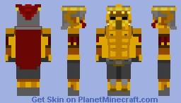 Villager legate Minecraft Skin