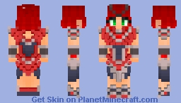 ** Fοrτηιτε ναlοr* ~ ατlαsνεηετυs Minecraft Skin
