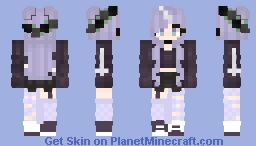 🌑 M i d n i g h t   U n i c o r n 🌑 || 🌑 C o n t e s t  E n t r y 🌑 Minecraft Skin