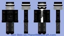 Random ✿ Dem mustache Minecraft Skin
