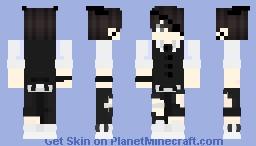 phantomhive me Minecraft Skin