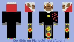 Andross (Star Fox Zero) Minecraft Skin