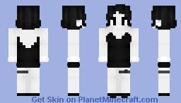 Betty Boop! Minecraft Skin