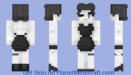 Boop ❤ Minecraft Skin
