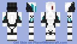 Bork'an Fire Warrior Minecraft Skin