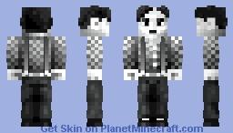 Charlie Chaplin... Minecraft Skin