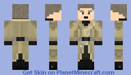 Fallout - Colonel Autumn Minecraft Skin