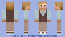 David Haller Minecraft Skin