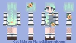 Daydreams- Yelloe's skin contest Minecraft Skin