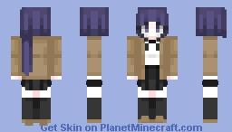 𝒢𝓊𝓃𝒹𝒶𝓂 - 𝒜𝓎𝒶 𝐹𝓊𝒿𝒾𝓈𝒶𝓌𝒶 Minecraft Skin