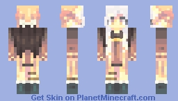Dreamscapers Minecraft Skin