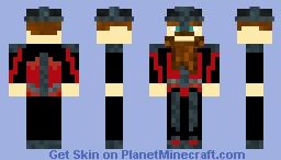 Dwarf Prince Tanzu Minecraft Skin