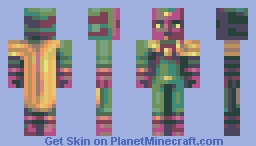 Ok I will post this now 2 Minecraft Skin