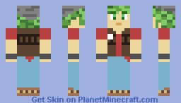 Sandalwood - Equestria Girls Minecraft Skin