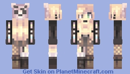 All the Spooks Minecraft Skin