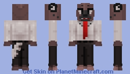 ﴾ξꭚꞕꝍ₮₮ἷ﴿ Haida from Aggretsuko - ମequest Minecraft Skin