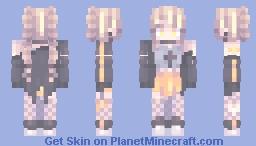 h o t⠀t o p i c Minecraft Skin