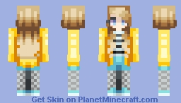 Contest Results ~ Catligraphy Minecraft Skin
