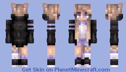 late Minecraft Skin