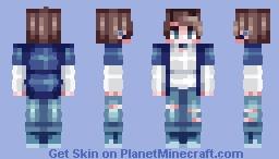 dream > new shading Minecraft Skin