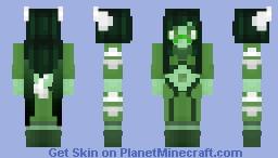Jade - Gemstuck Minecraft Skin