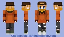 Kenny McCormick Minecraft Skin