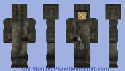 Knight of Ren Minecraft Skin