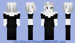 Lady Gaga - Golden globe Minecraft Skin