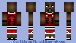 Michael Jordan (concord) Minecraft