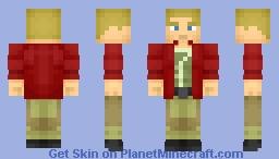 Hank Pym (Avengers A.I.) Minecraft Skin