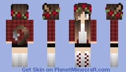 Cerise Hood *cape off-free* Minecraft Skin