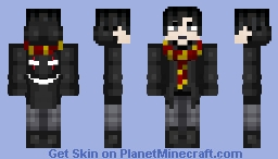Myself - Dino_Cupcake's Skin Contest Minecraft Skin