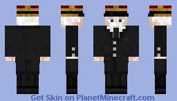 Maréchal nous voilà ! - Philippe Pétain Minecraft Skin