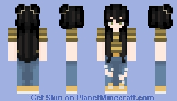 Golden Hour~ Minecraft Skin