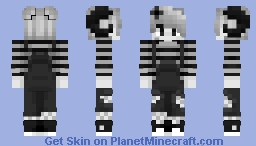 ǝlɐɔsʎǝɹפ Minecraft Skin
