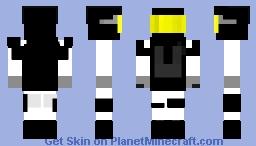 SCP Security Minecraft Skin