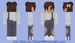 im a moon walker Minecraft Skin